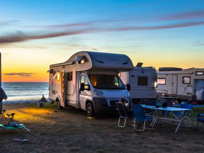 Campers and Motorhomes