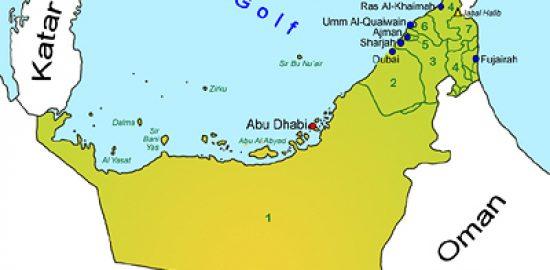 landkarte_asien_ver_arab_emirate